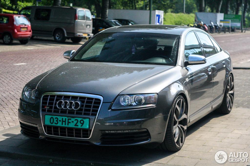 Audi S6 Sedan C6 2006 5 May 2014 Autogespot