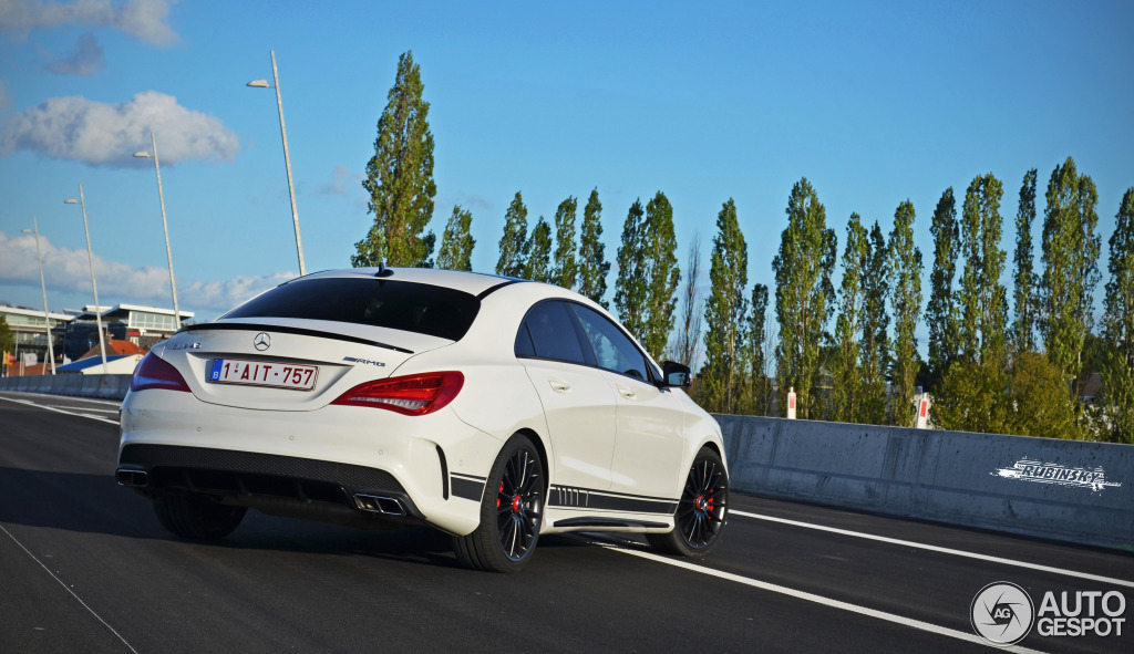 Cla45 amg edition 1 owners thread page 25 for Mercedes benz repair forum