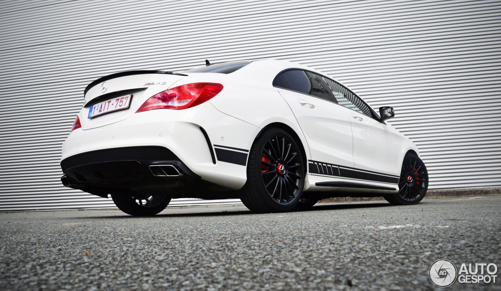 Cla45 Amg Edition 1 Owners Thread Page 25