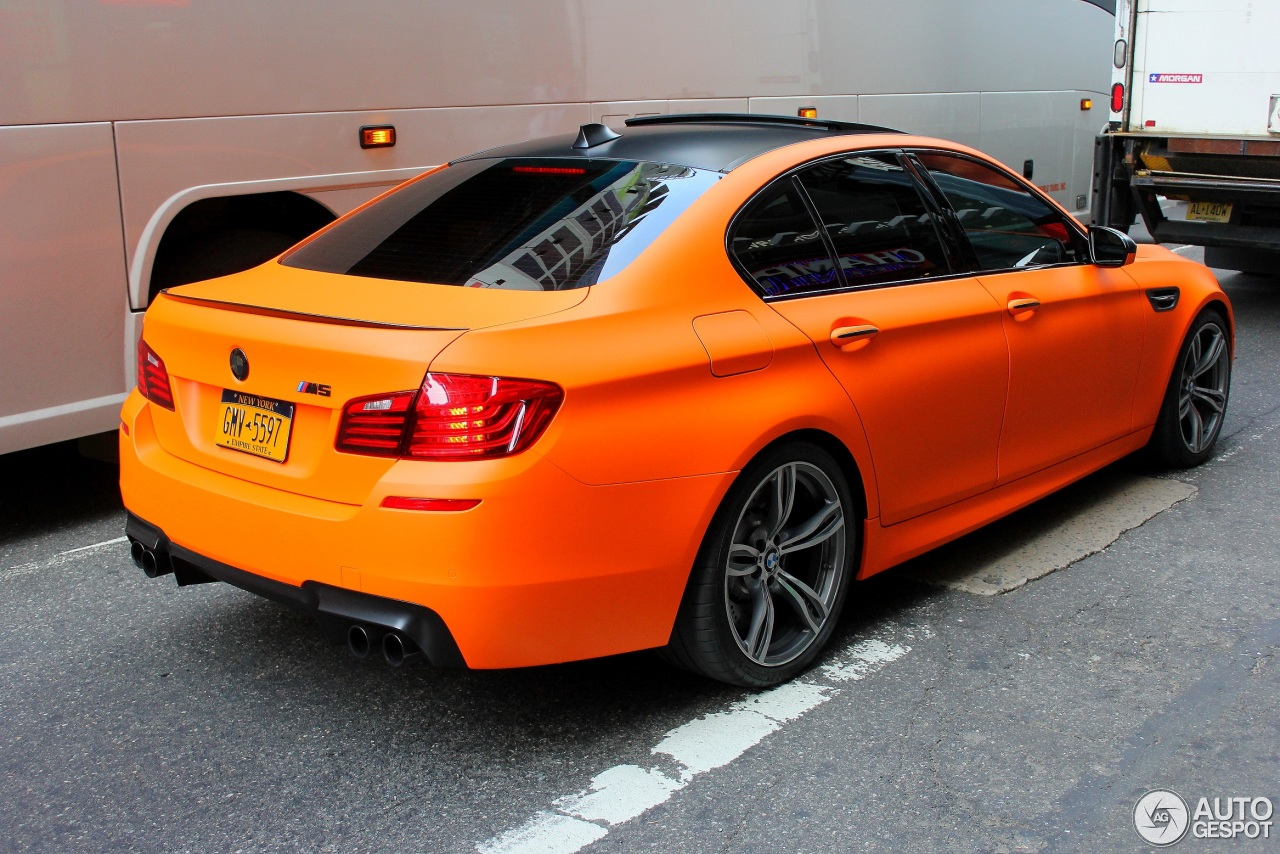 Bmw M5 F10 2014 6 May 2014 Autogespot
