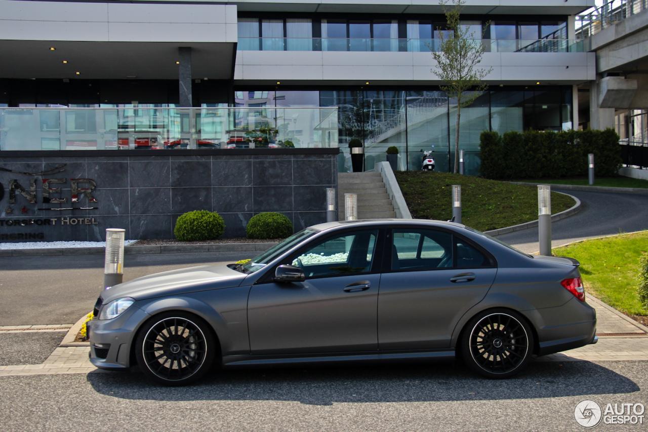 Mercedes Benz C 63 Amg W204 2012 6 Mai 2014 Autogespot