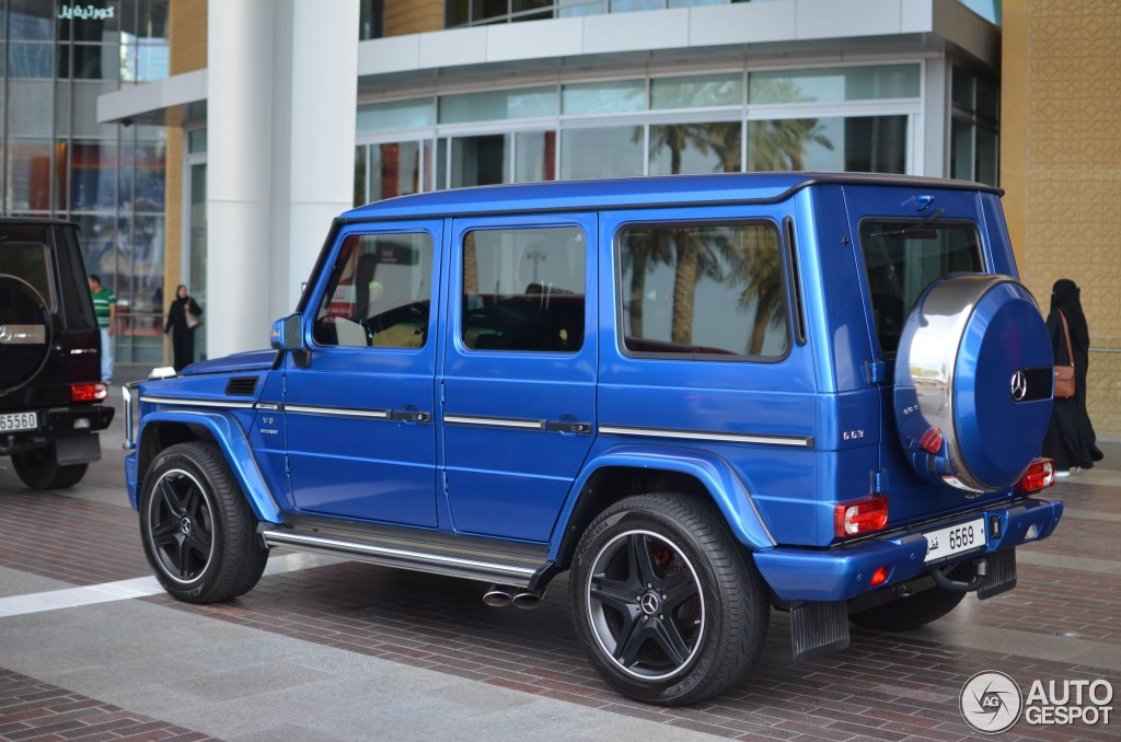 63 Power Wagon >> Mercedes-Benz G 63 AMG 2012 - 6 May 2014 - Autogespot