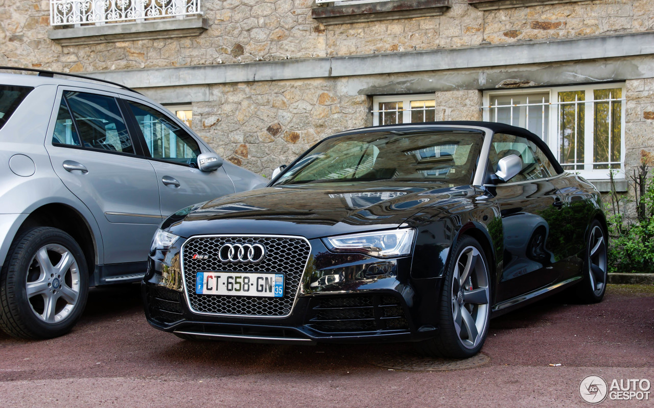 Audi RS5 Cabriolet B8 - 7 May 2014 - Autogespot