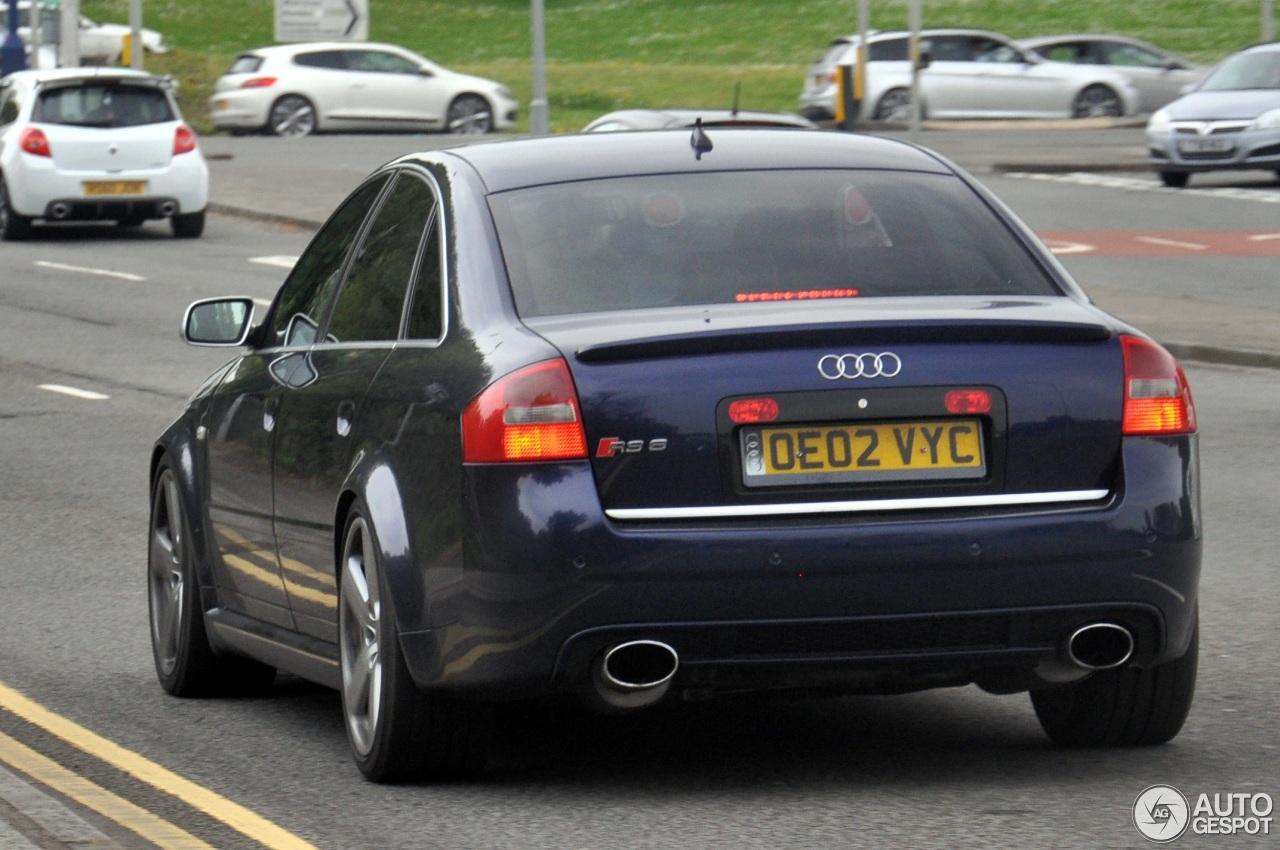 Audi RS6 Sedan C5 - 7 May 2014 - Autogespot