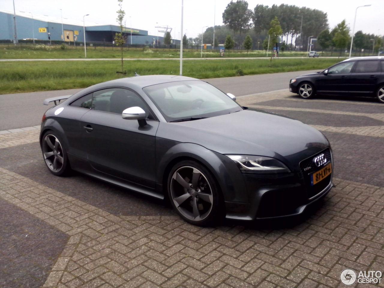 Audi Tt Rs 7 Mei 2014 Autogespot