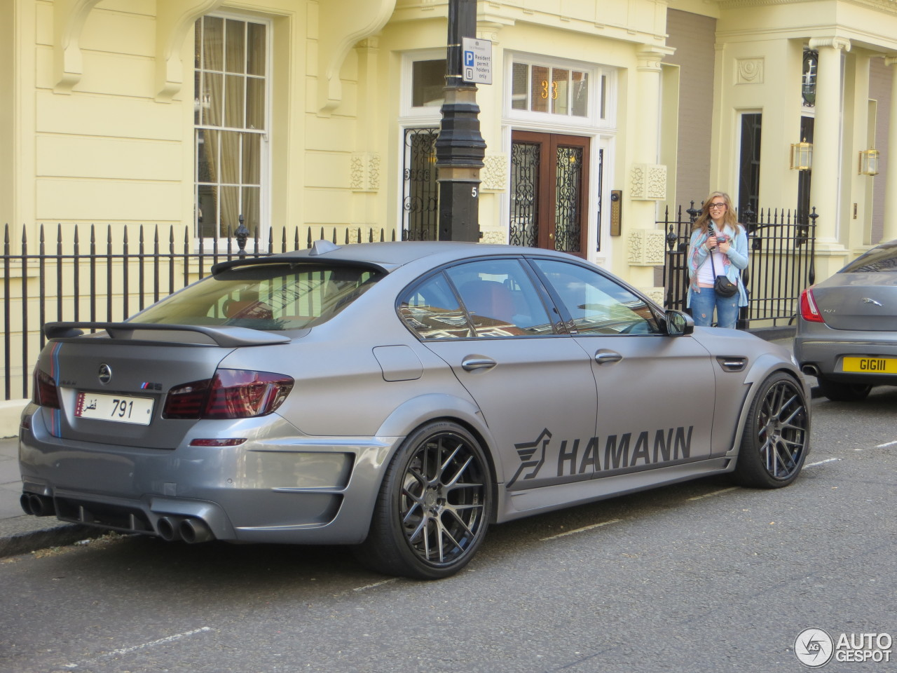Bmw Hamann M5 F10 7 May 2014 Autogespot