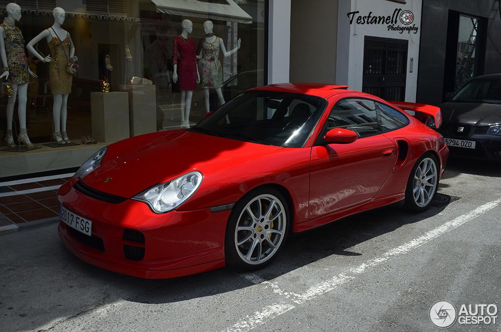 Porsche 996 Turbo S 7 May 2014 Autogespot