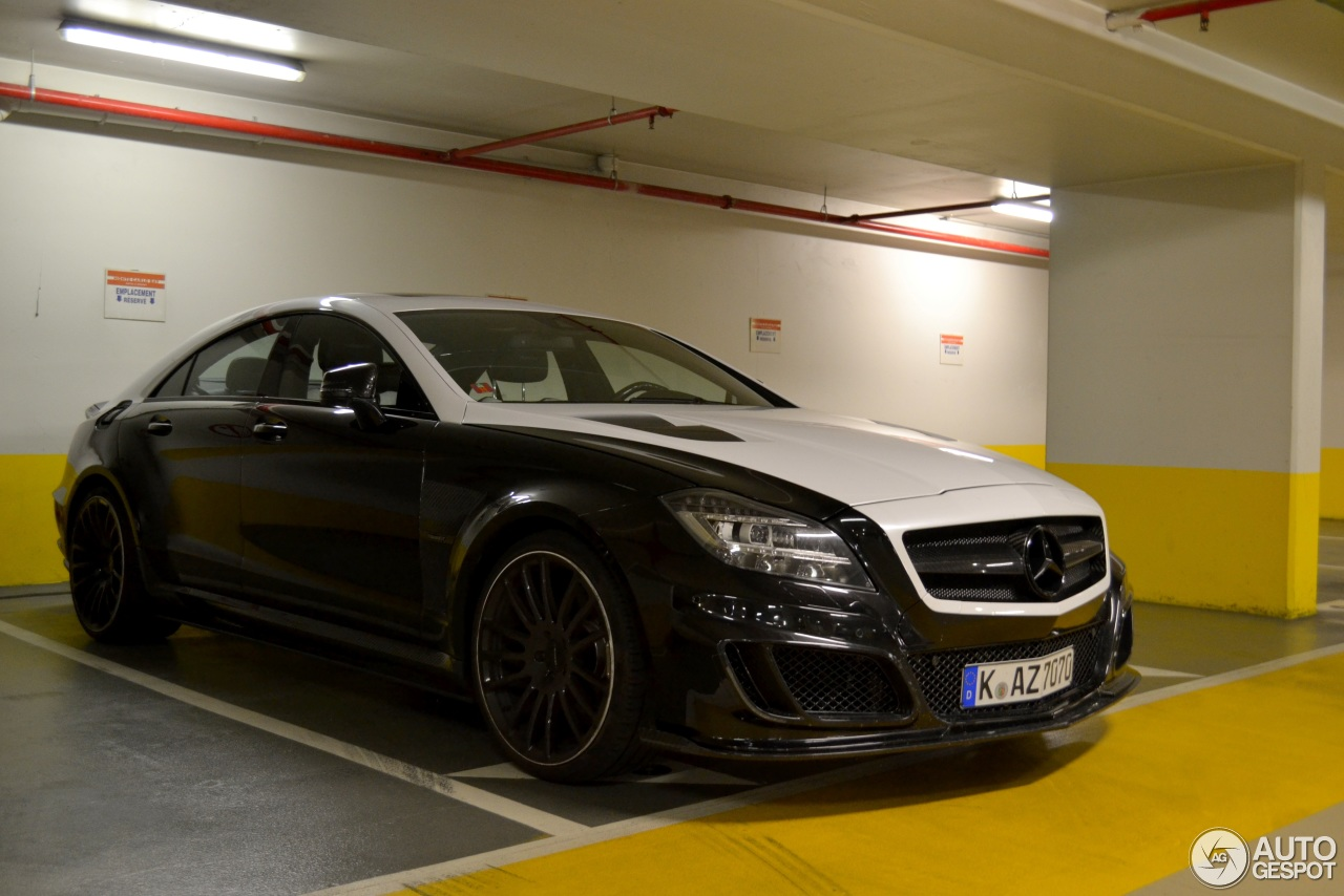 Mercedes-Benz Mansory CLS 63 AMG C218 - 8 May 2014 - Autogespot