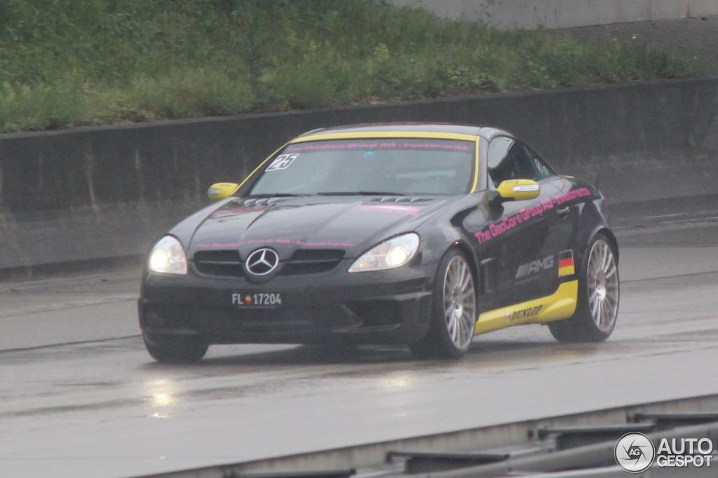 Mercedes benz slk 55 amg r171 black series 8 may 2014 for Mercedes benz slk series