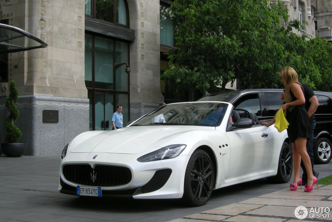 maserati grancabrio mc 9 mai 2014 autogespot. Black Bedroom Furniture Sets. Home Design Ideas