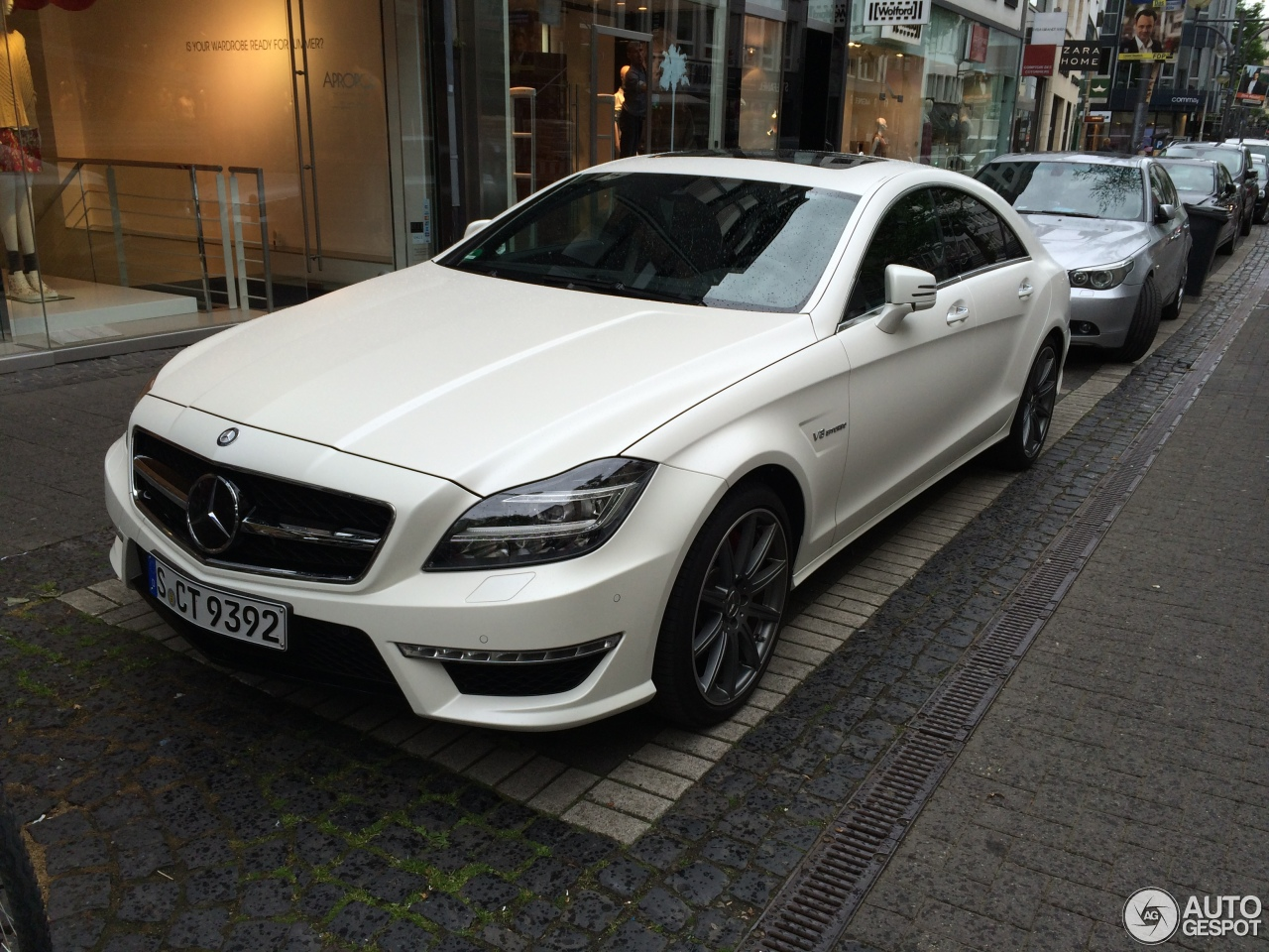 mercedes benz cls 63 amg s c218 9 may 2014 autogespot. Black Bedroom Furniture Sets. Home Design Ideas