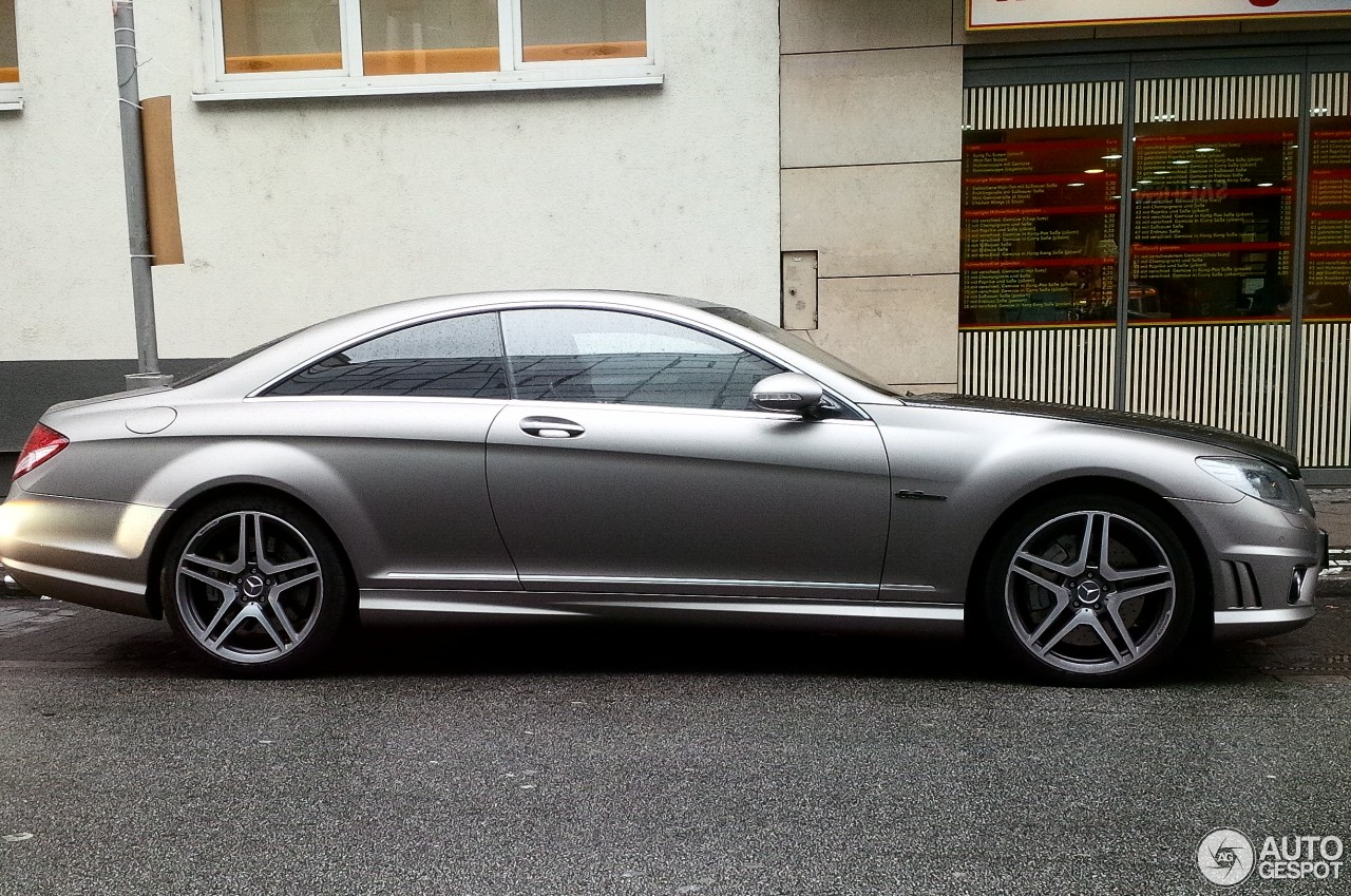 mercedes benz cl 63 amg c216 10 mai 2014 autogespot. Black Bedroom Furniture Sets. Home Design Ideas