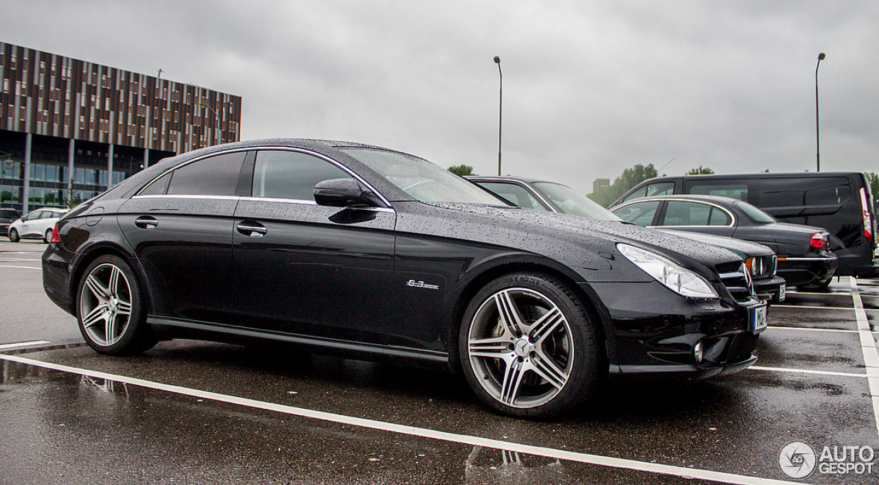 mercedes benz cls 63 amg c219 2008 10 may 2014 autogespot