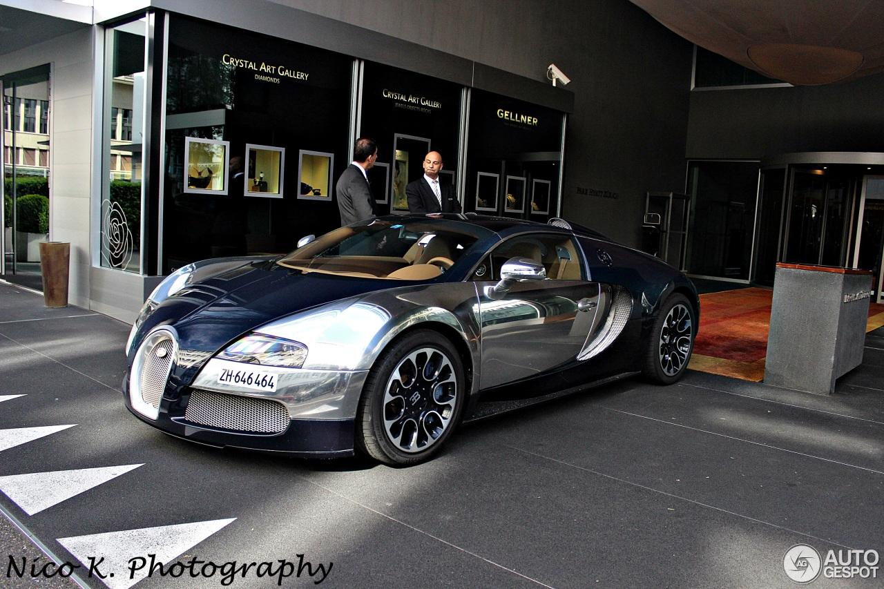 6 I Bugatti Veyron 16.4 Grand Sport Sang Bleu 6
