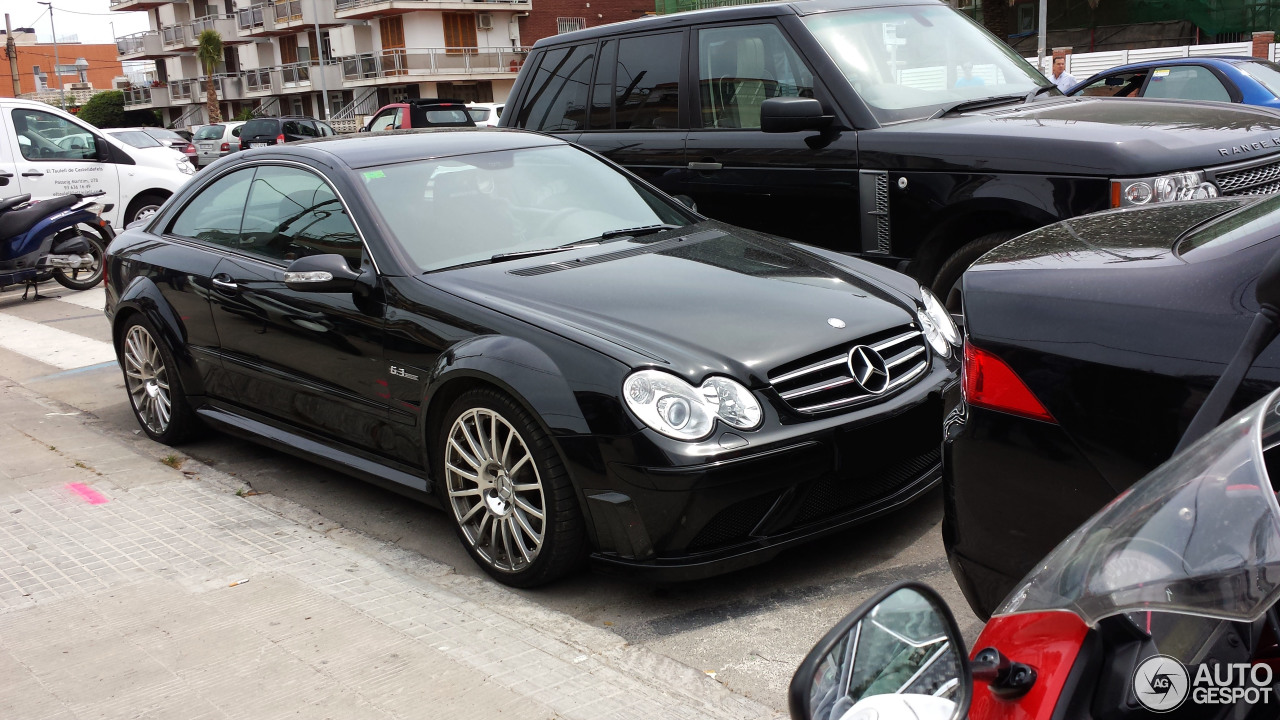 Mercedes benz clk 63 amg black series 12 may 2014 for Mercedes benz clk 63 amg