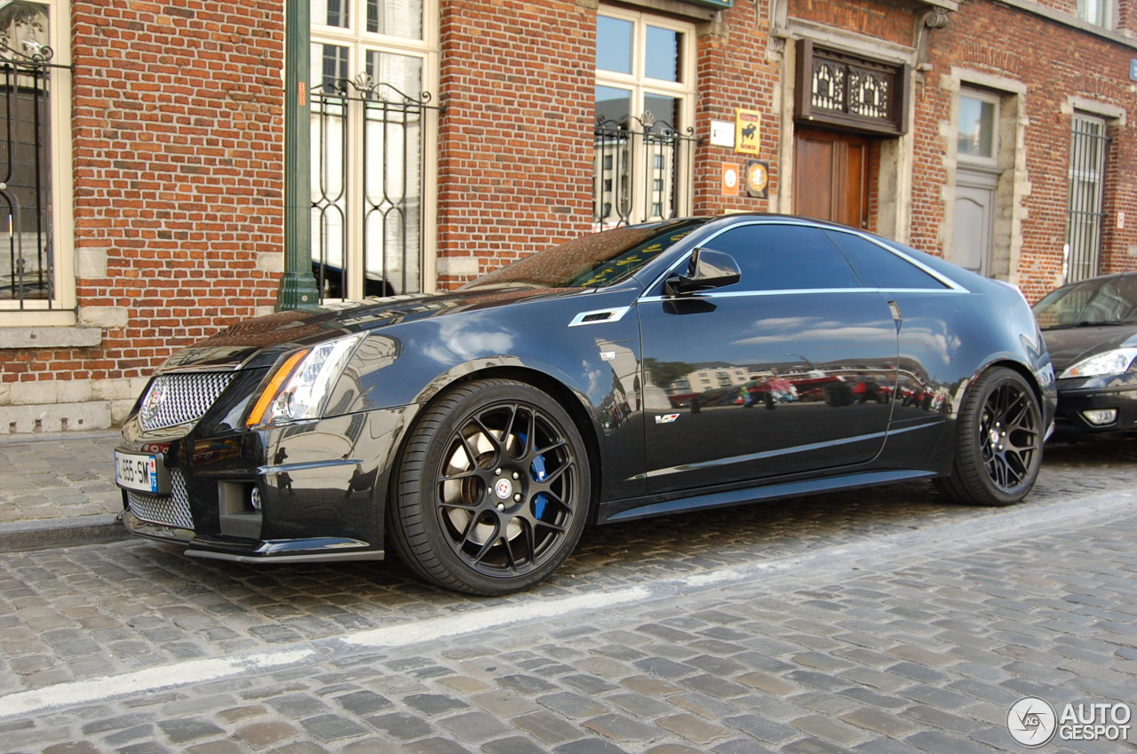 Cadillac Cts Coupe For Sale >> Cadillac CTS-V Coupe Hennessey V700 - 13 May 2014 - Autogespot