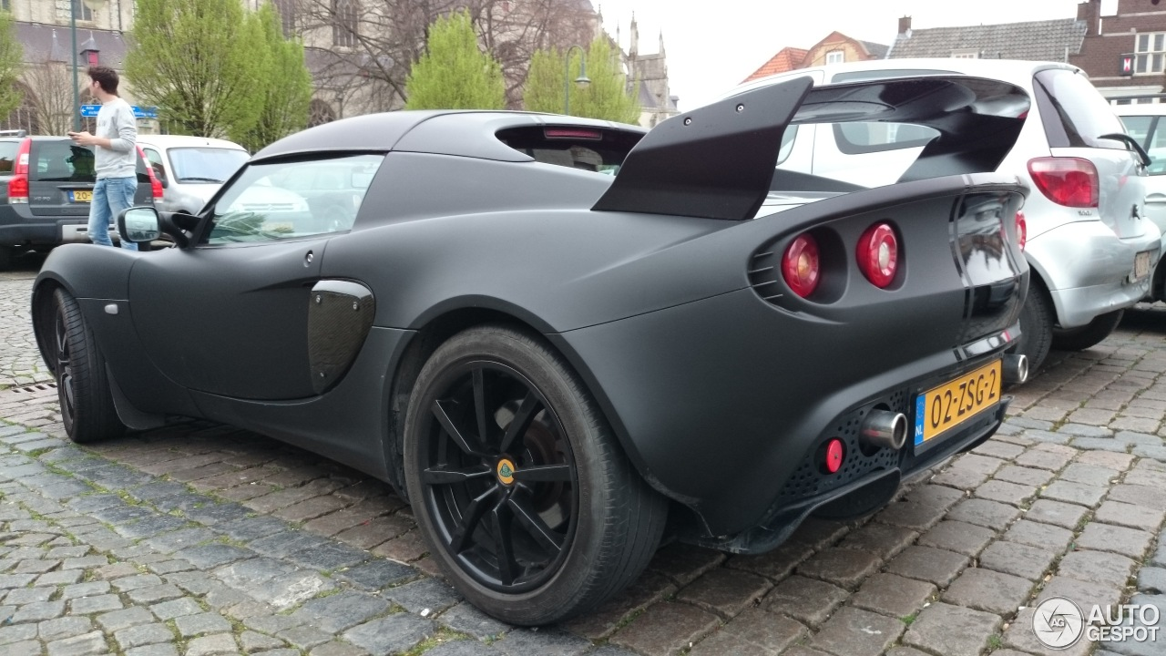 lotus elise s2 111s 16 may 2014 autogespot. Black Bedroom Furniture Sets. Home Design Ideas