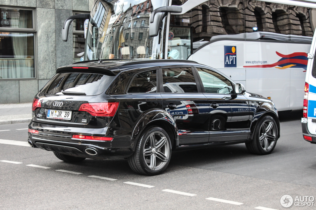 audi q7 v12 tdi 17 may 2014 autogespot. Black Bedroom Furniture Sets. Home Design Ideas