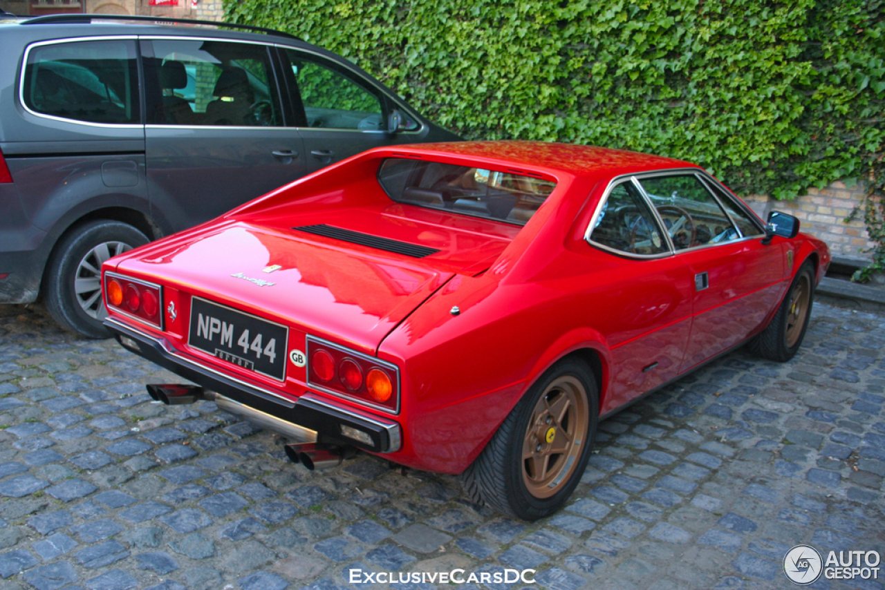 ferrari dino 308 gt4 17 may 2014 autogespot. Black Bedroom Furniture Sets. Home Design Ideas