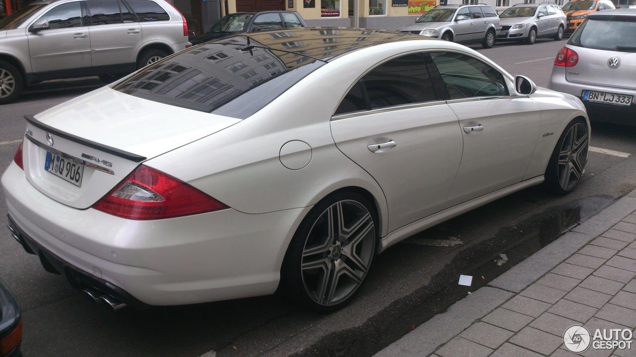 Mercedes benz cls 63 amg c219 17 may 2014 autogespot for 2014 mercedes benz cls550 0 60
