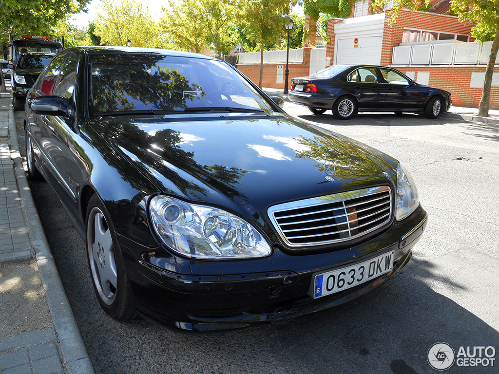 Mercedes benz s 55 amg w220 18 may 2014 autogespot for 2006 mercedes benz s55 amg for sale