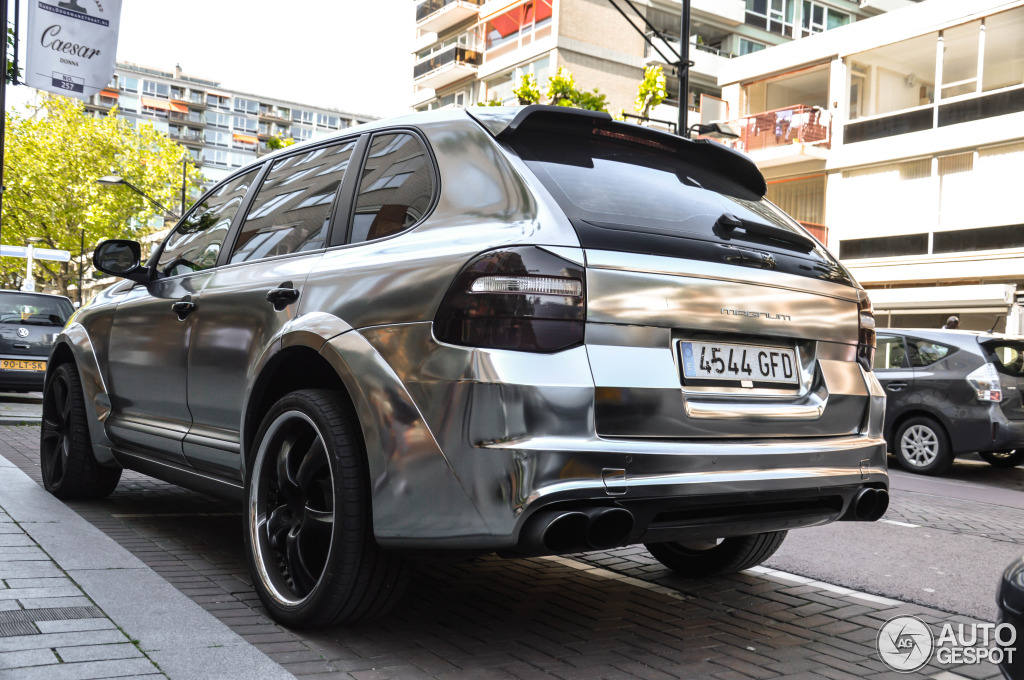 Porsche Cayenne Techart Magnum 2007 18 May 2014 Autogespot