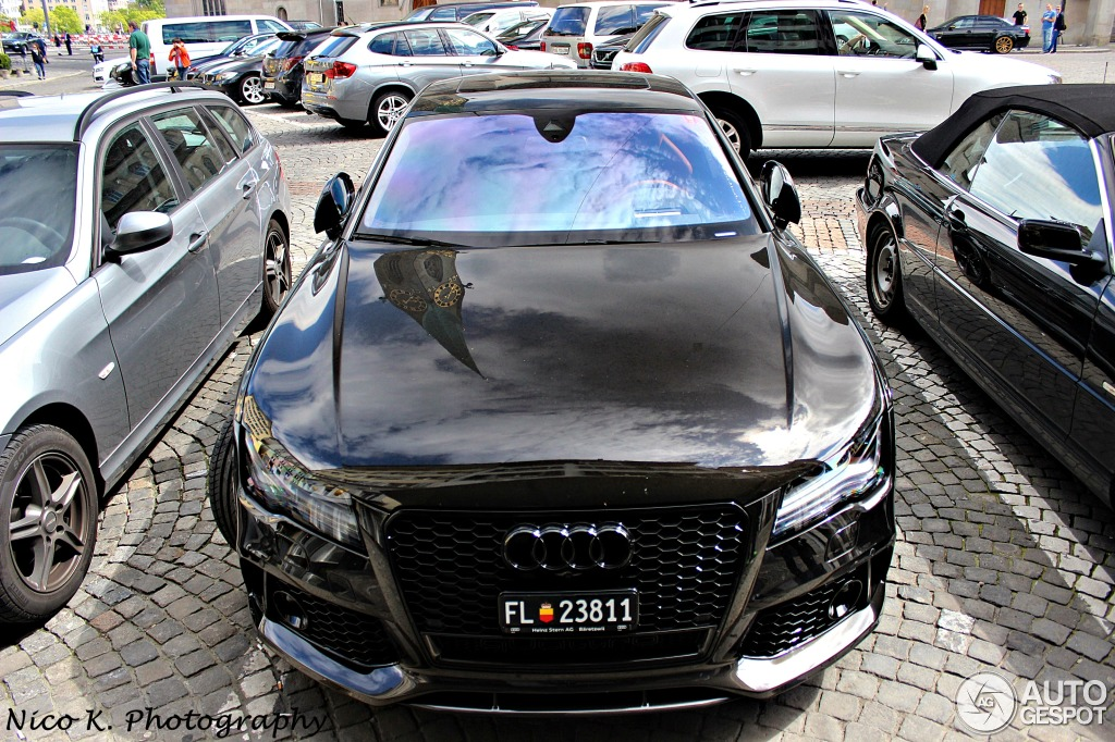 Audi Rs7 Sportback 19 May 2014 Autogespot