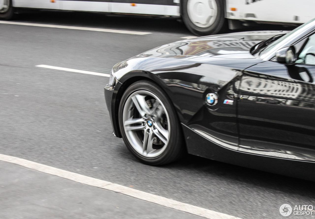 Bmw Z4 M Roadster 19 May 2014 Autogespot