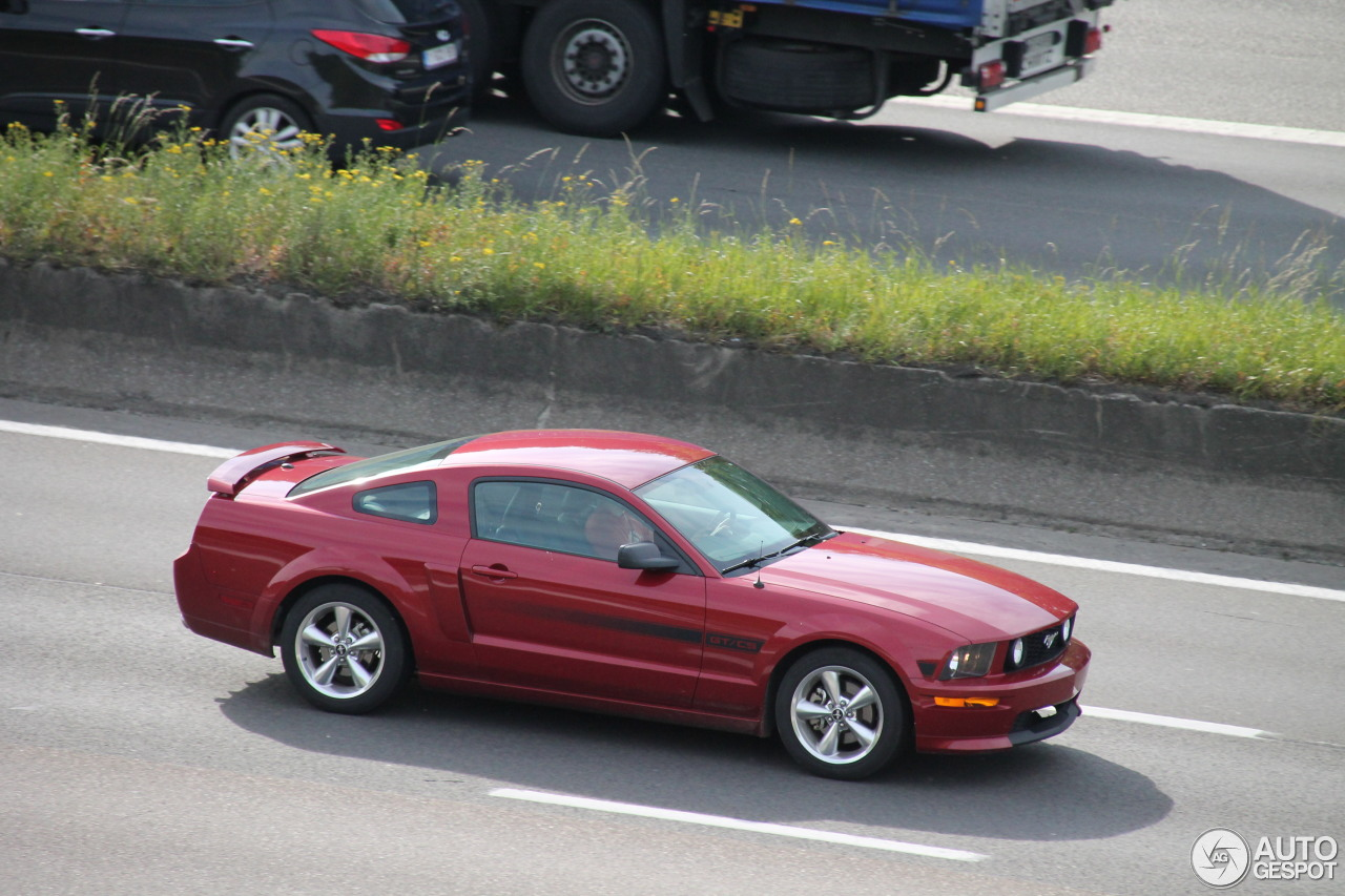 2007 Mustang Gt California Special Specs2007 Ford 19 May 2014 Autogespot