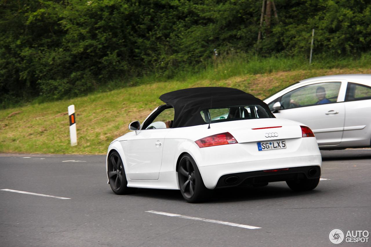 Audi Tt Rs Roadster 20 Mai 2014 Autogespot