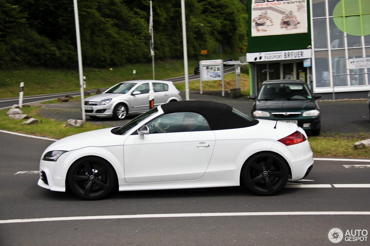 Audi Tt Rs Roadster 20 May 2014 Autogespot