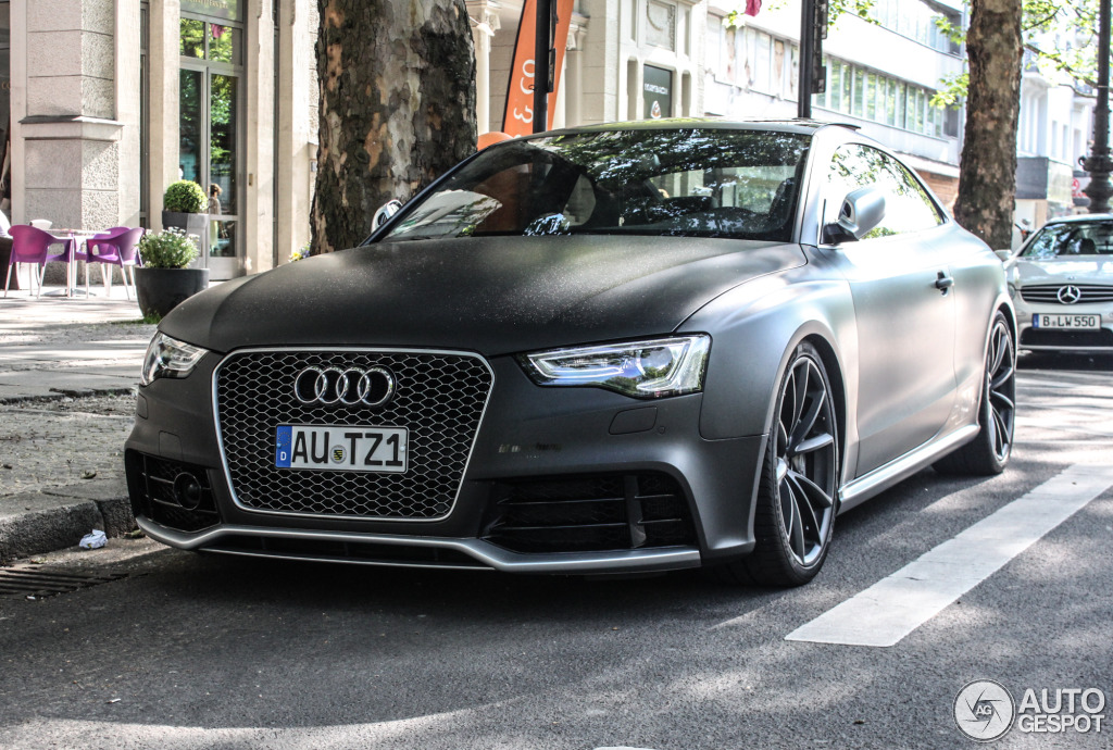 Audi Rs5 B8 2012 21 May 2014 Autogespot