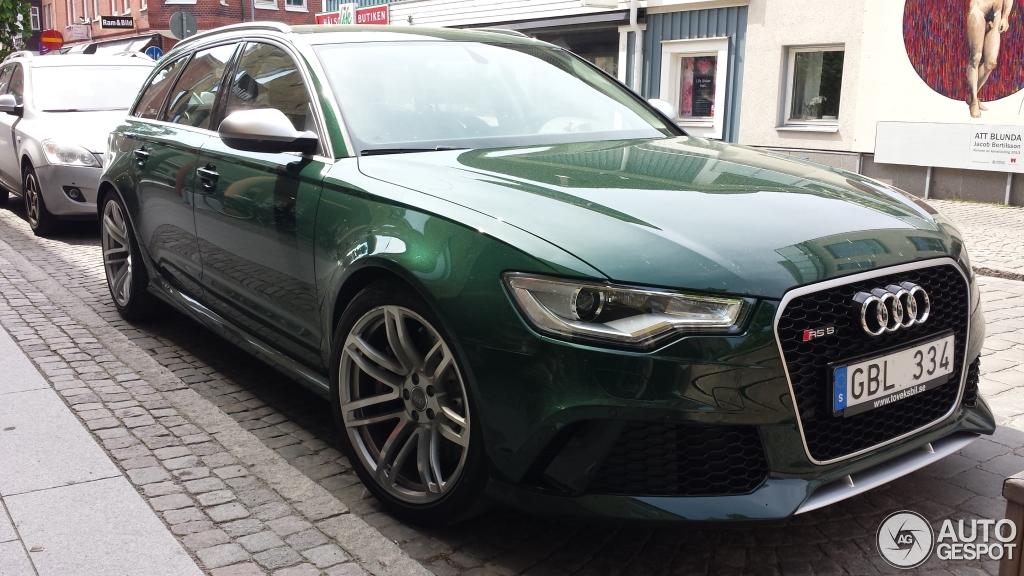 Audi Rs6 Avant C7 23 Mai 2014 Autogespot