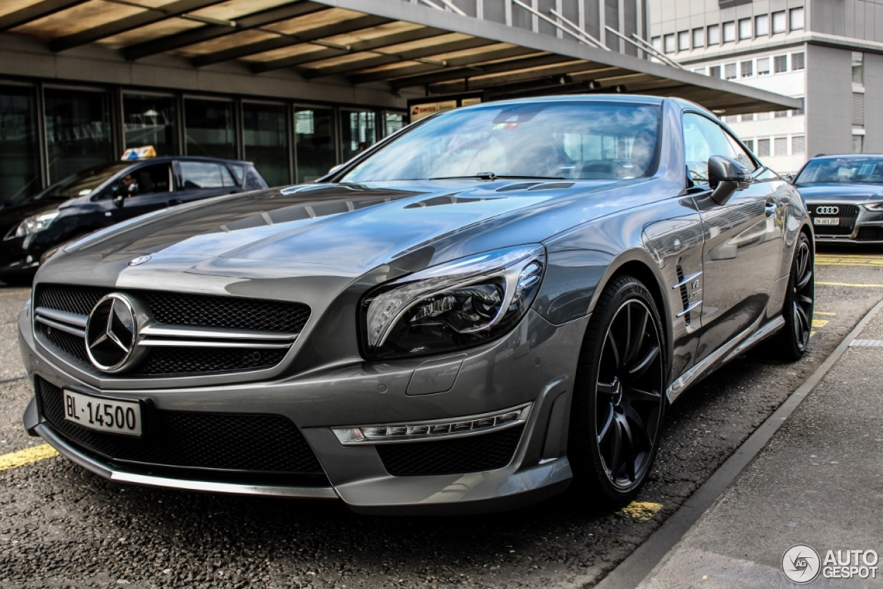 mercedes benz sl 63 amg r231 23 may 2014 autogespot