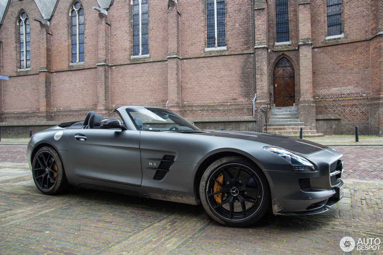mercedes benz sls amg gt roadster final edition 24 may 2014 autogespot. Black Bedroom Furniture Sets. Home Design Ideas