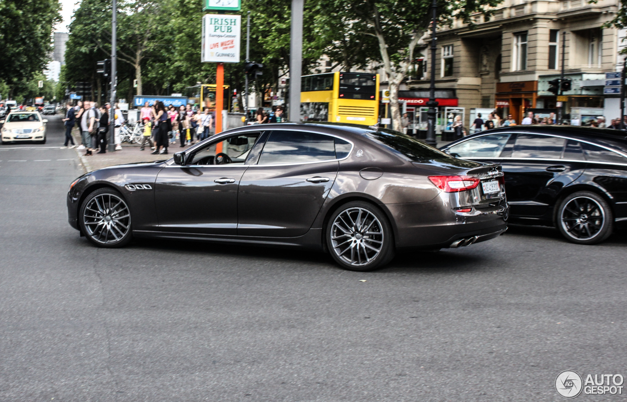 maserati quattroporte s q4 2013 25 may 2014 autogespot. Black Bedroom Furniture Sets. Home Design Ideas