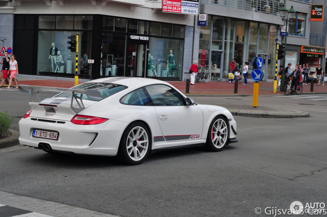 porsche 997 gt3 rs 4 0 25 mai 2014 autogespot. Black Bedroom Furniture Sets. Home Design Ideas