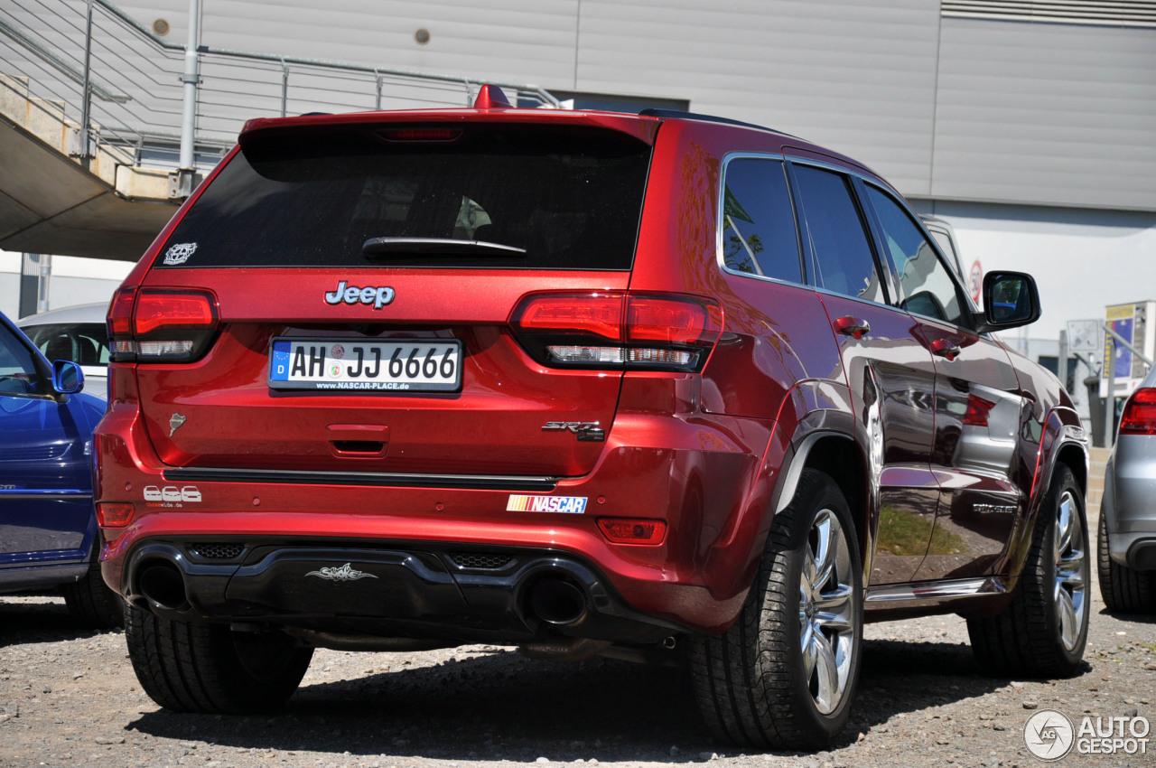 2010 Jeep Grand Cherokee Srt8 >> Jeep Grand Cherokee SRT 2013 - 26 May 2014 - Autogespot