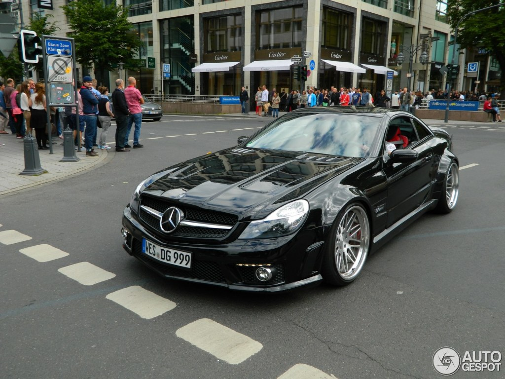 Mercedes benz prior design sl 63 amg 26 mai 2014 for Mercedes benz sl 63 amg
