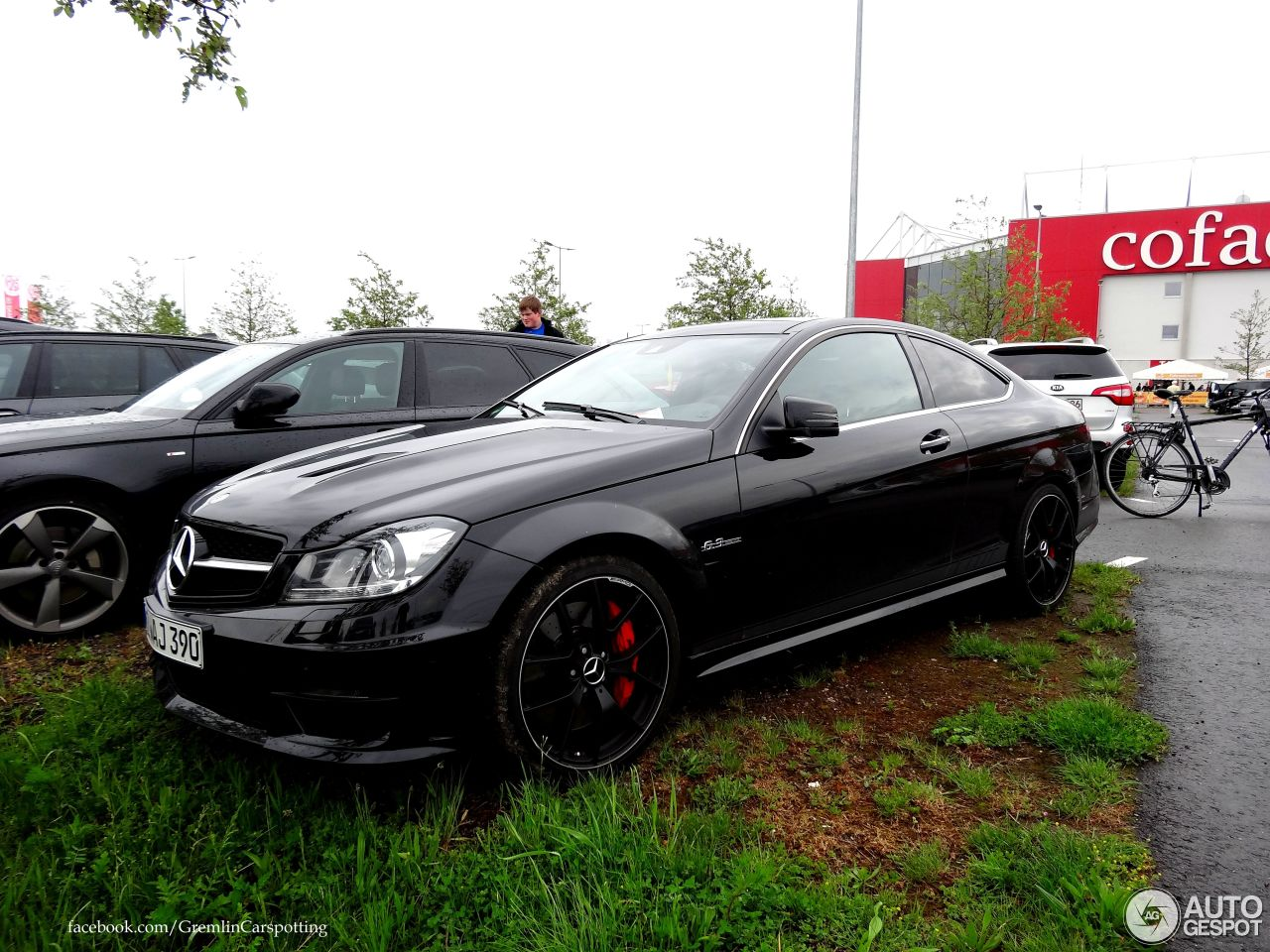 mercedes benz c 63 amg coup edition 507 27 may 2014 autogespot. Black Bedroom Furniture Sets. Home Design Ideas