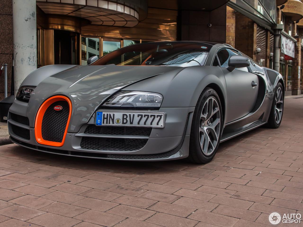 bugatti veyron 16 4 grand sport vitesse 28 may 2014 autogespot. Black Bedroom Furniture Sets. Home Design Ideas