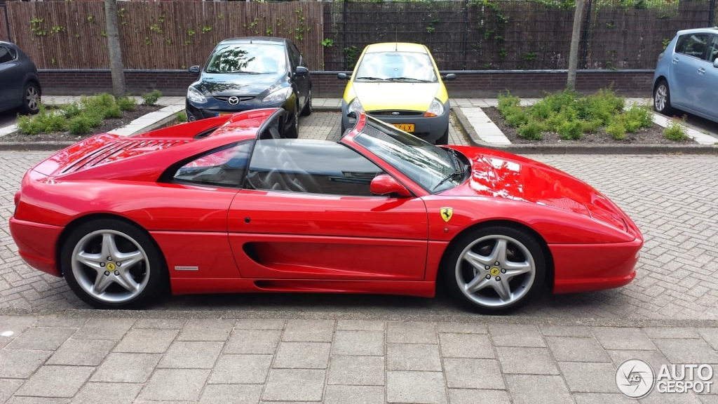 Ferrari F355 Gts 28 May 2014 Autogespot