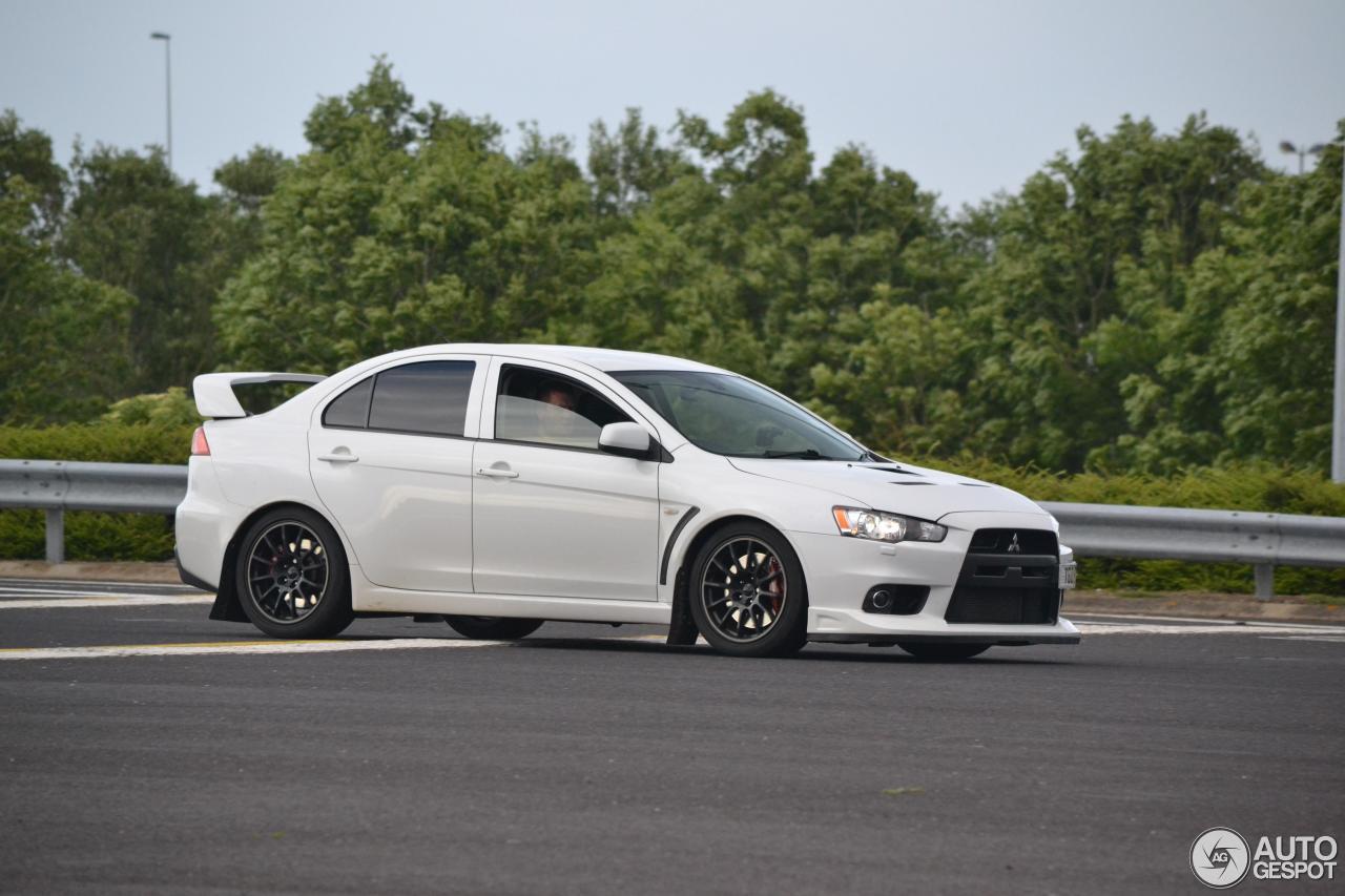 Mitsubishi Lancer Evolution X Mr 28 May 2014 Autogespot