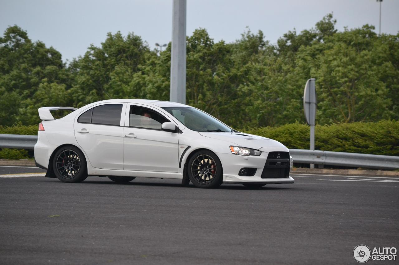 Mitsubishi Lancer Evolution X Mr 28 May 2014 Autogespot