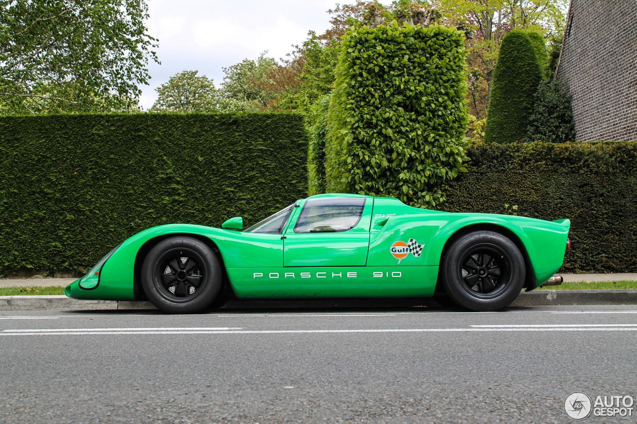 Porsche 910 28 May 2014 Autogespot