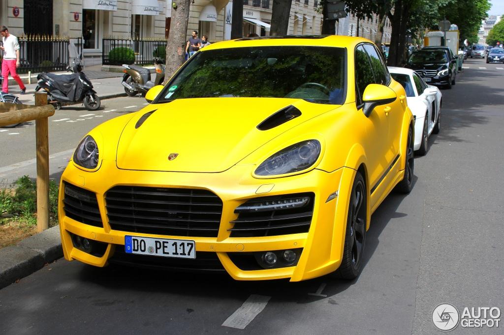 Porsche Cayenne Techart Magnum 2011 29 Mai 2014 Autogespot
