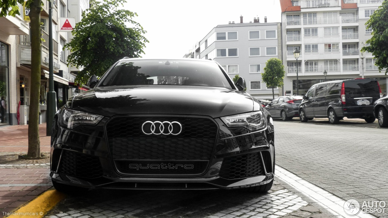 Audi Rs6 Avant C7 30 May 2014 Autogespot