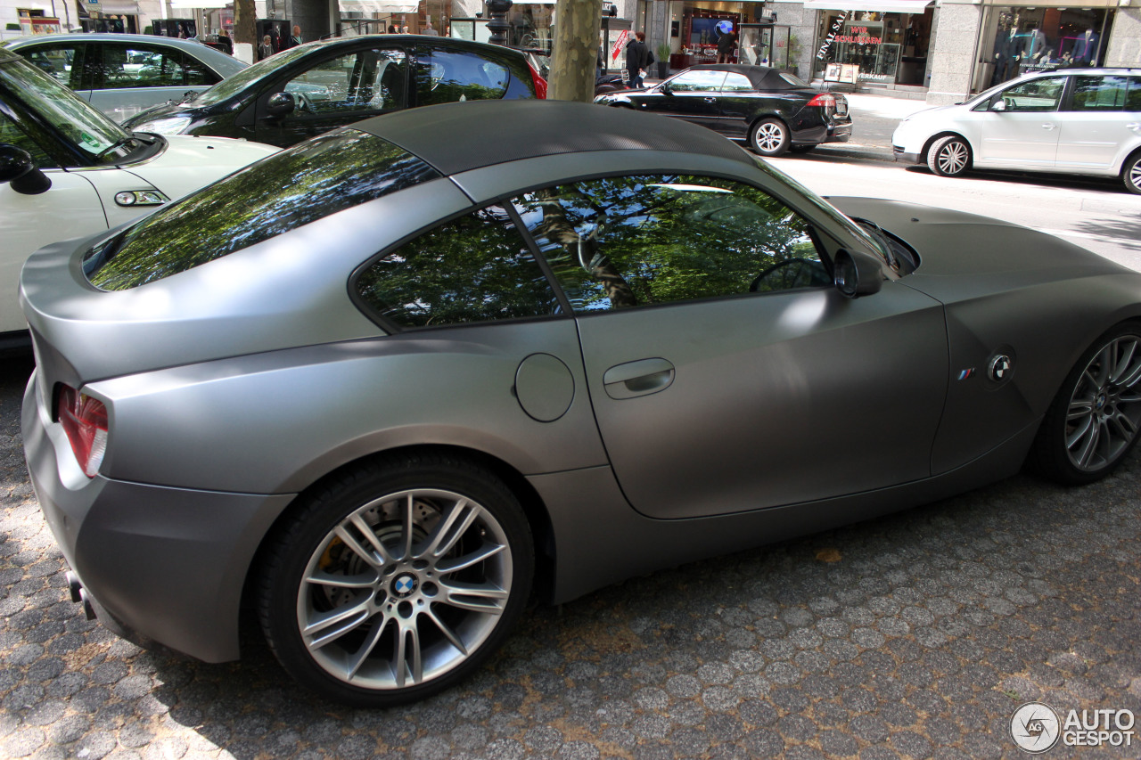 Bmw Z4 M Coup 233 30 May 2014 Autogespot