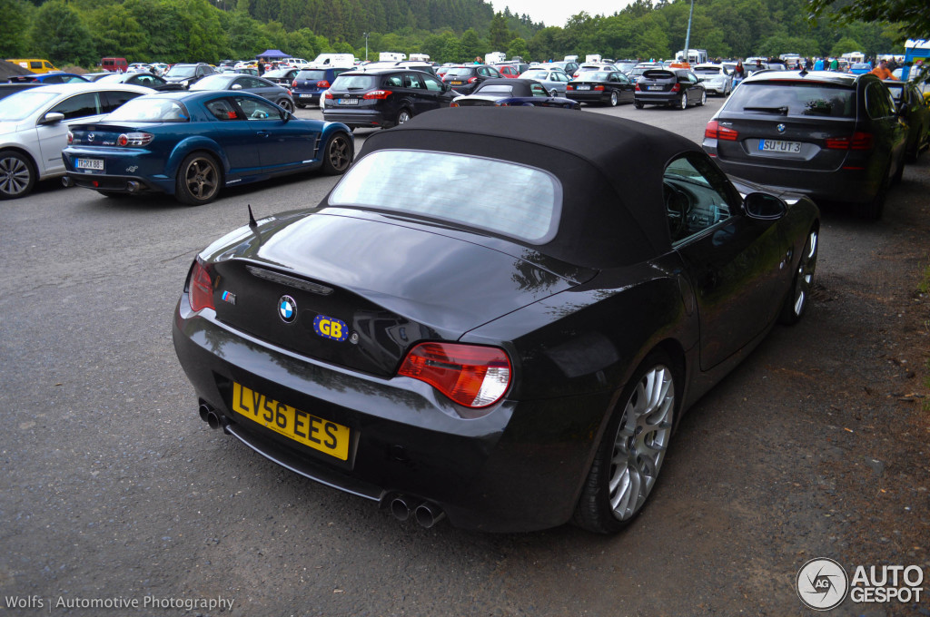 Bmw Z4 M Roadster 30 Mai 2014 Autogespot