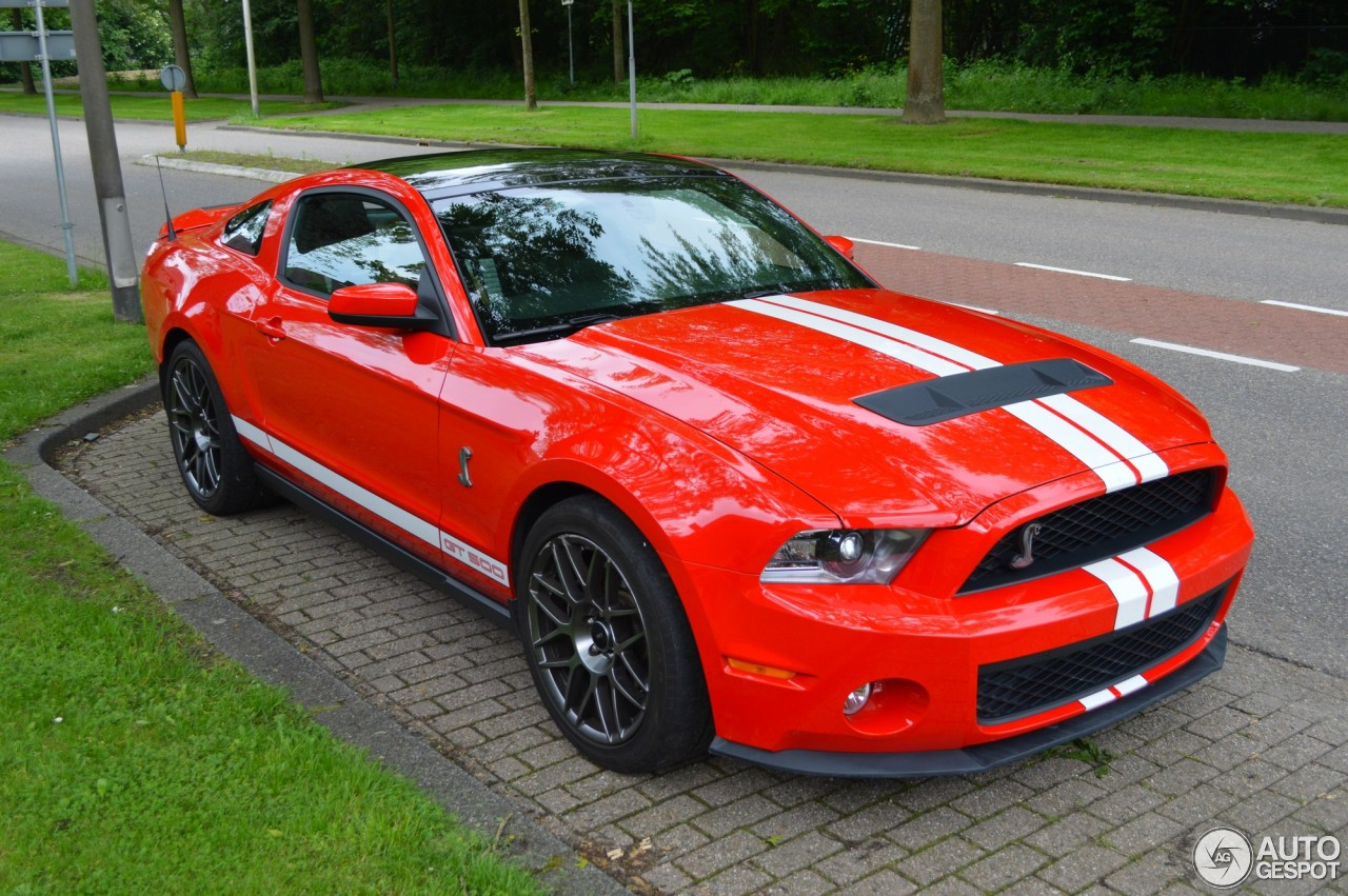 ford mustang shelby gt500 2010 30 mei 2014 autogespot. Black Bedroom Furniture Sets. Home Design Ideas